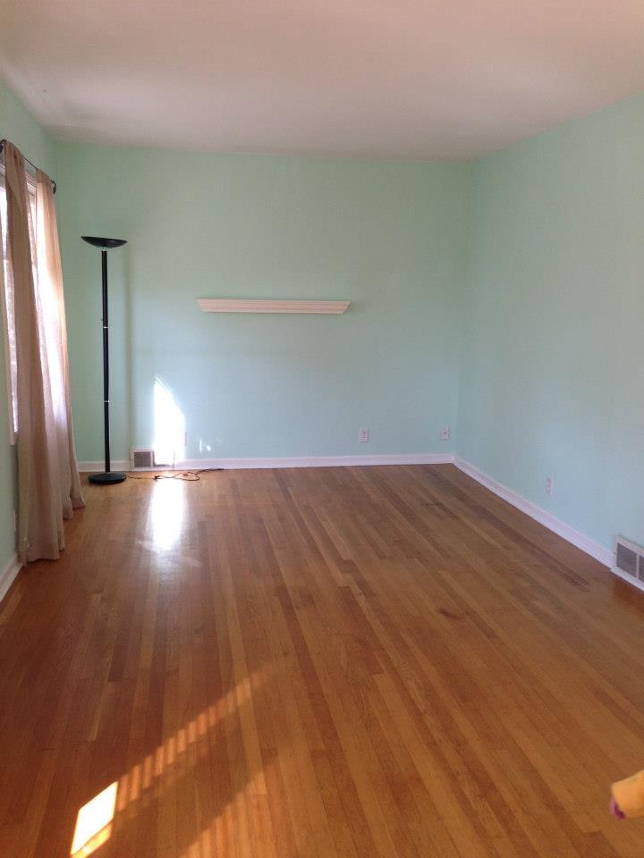 Wallingford living room